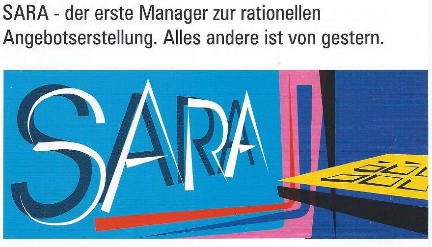 SARA - Angebotsmanager
